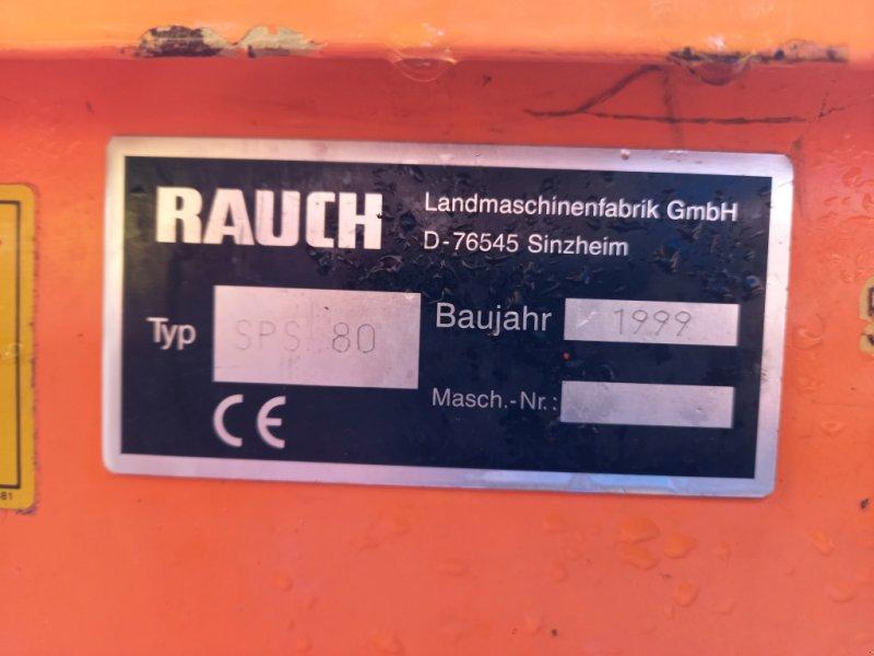 Sandstreuer & Salzstreuer des Typs Rauch sps 80, Gebrauchtmaschine in Erlabrunn (Bild 1)