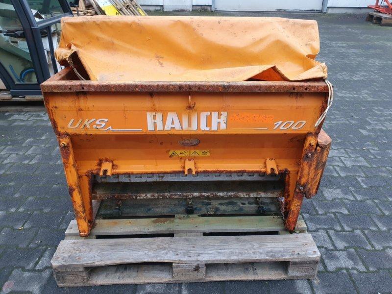 Sandstreuer & Salzstreuer des Typs Rauch UKS 100, Gebrauchtmaschine in Olpe (Bild 1)