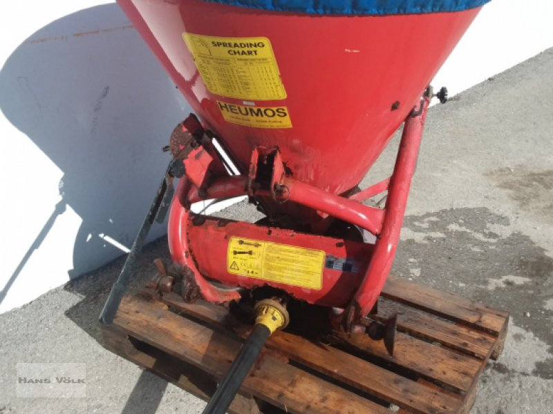 Sandstreuer & Salzstreuer des Typs Saphir 500 SalzStreuer, Gebrauchtmaschine in Antdorf (Bild 2)