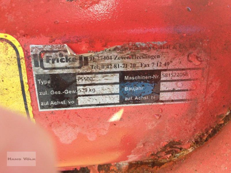 Sandstreuer & Salzstreuer des Typs Saphir 500 SalzStreuer, Gebrauchtmaschine in Antdorf (Bild 8)