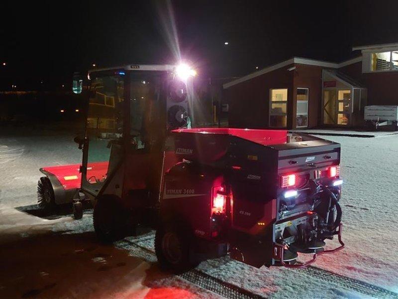 Sandstreuer & Salzstreuer tip Sonstige Timan CS 200, Gebrauchtmaschine in Nørresundby (Poză 1)