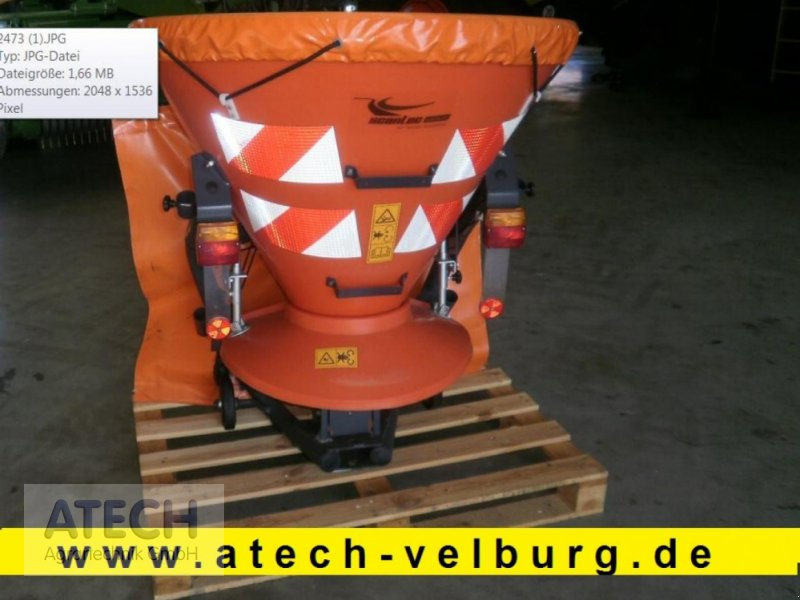 Sandstreuer & Salzstreuer tip Sonstige WDS 300 K, Neumaschine in Velburg (Poză 1)