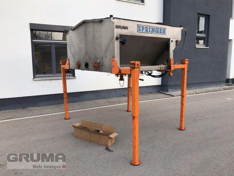 Sandstreuer & Salzstreuer tip Springer AS 150 2.2 EW, Gebrauchtmaschine in Friedberg-Derching (Poză 1)