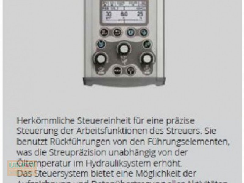 Sandstreuer & Salzstreuer des Typs Unimog Rasco Salzstreuer Rasco Solid XF 1,8qm sofort verfügbar, Neumaschine in Warmensteinach (Bild 10)