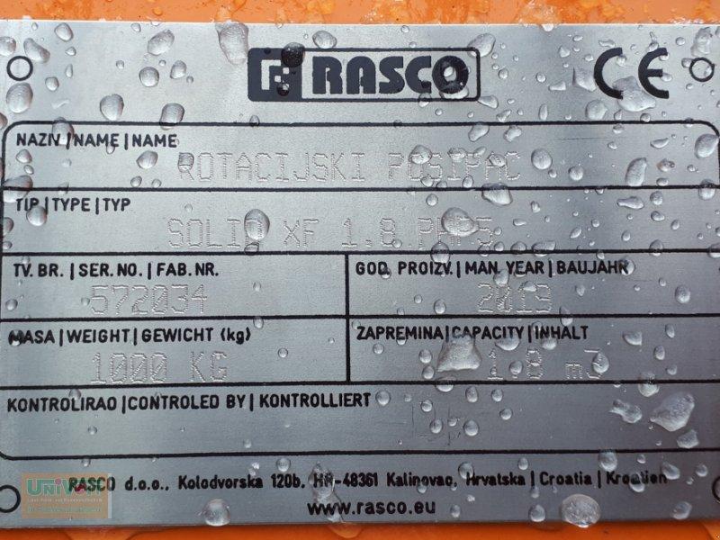 Sandstreuer & Salzstreuer des Typs Unimog Rasco Salzstreuer Rasco Solid XF 1,8qm sofort verfügbar, Neumaschine in Warmensteinach (Bild 5)