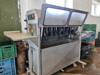 Hepro HSM 180 Schälmaschine