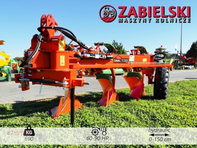 Schälpflug typu Sonstige Anbaubeetpflug / Plow/ Pług zagonowy 3- skibowy ZABIEL PZ-3 Full hydraulic / Arado de cabecera de 3 hileras, Neumaschine w Jedwabne (Zdjęcie 1)