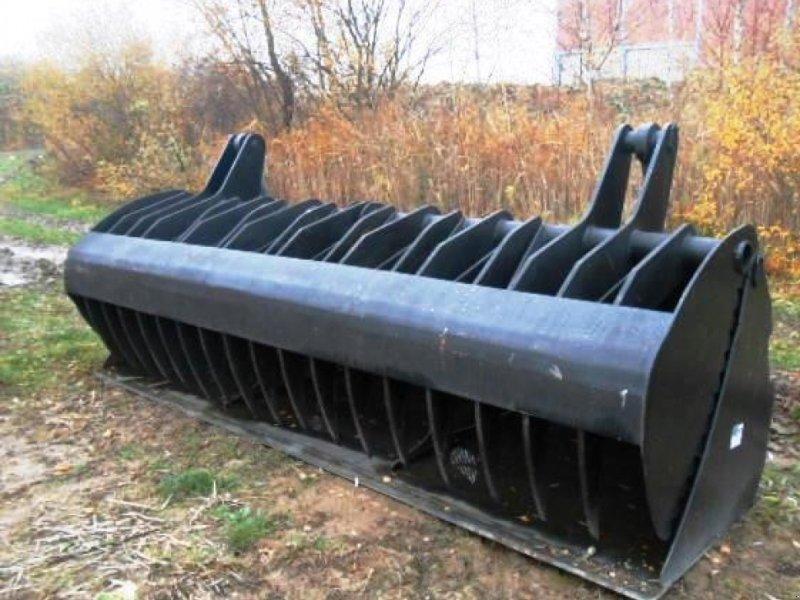 Schaufel des Typs JCB Silagebeißschaufel, Gebrauchtmaschine in Schutterzell (Bild 1)