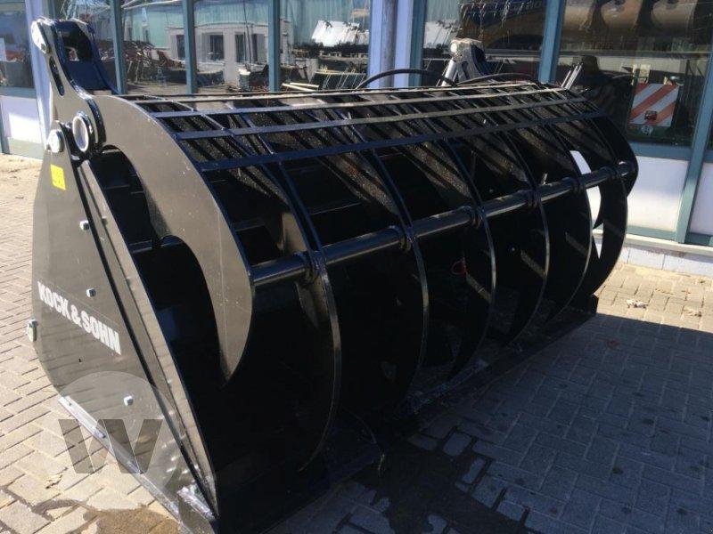 Schaufel des Typs Kock GS XXL 2400, Neumaschine in Husum (Bild 1)