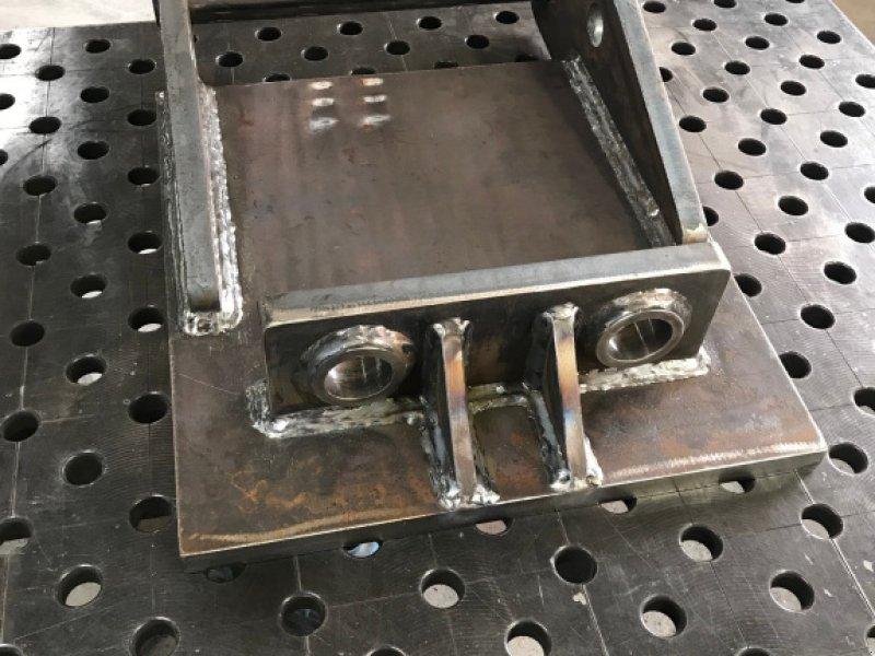 Schaufel типа Metallbau Apfelböck Anschweißrahmen MS10, Neumaschine в Kröning (Фотография 2)