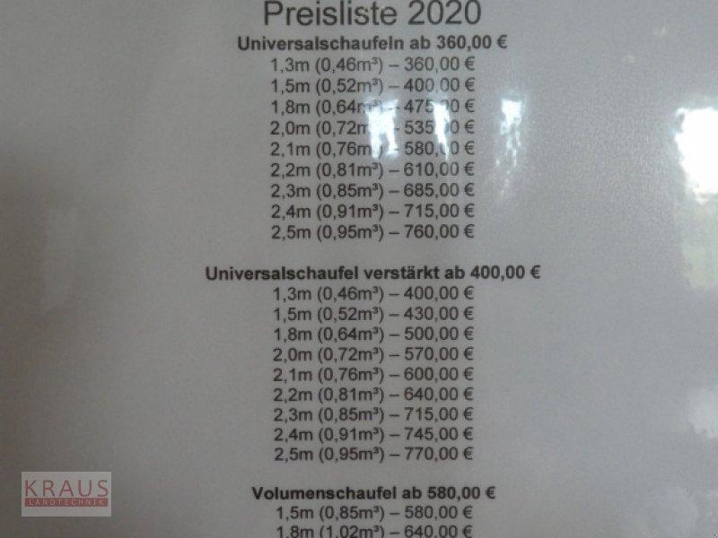 Schaufel типа stekro Schaufel und Gabel, Neumaschine в Geiersthal (Фотография 4)