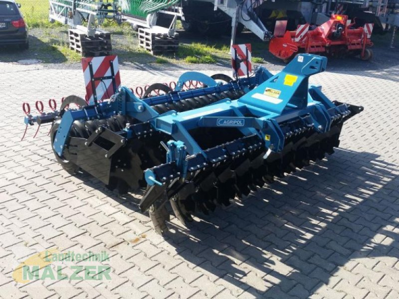 Scheibenegge tip Agripol Blue Power BP 300, Neumaschine in Mitterteich (Poză 1)