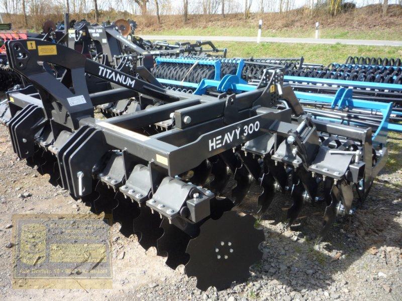 Scheibenegge des Typs Agroland Kurzscheibenegge Titanum heavy 300, Neumaschine in Pfarrweisach (Bild 3)