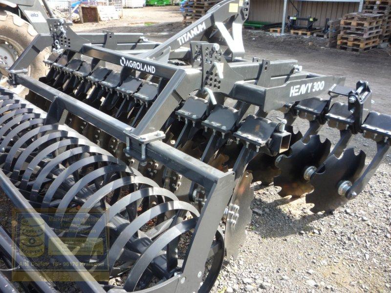 Scheibenegge des Typs Agroland Kurzscheibenegge Titanum heavy 300, Neumaschine in Pfarrweisach (Bild 4)
