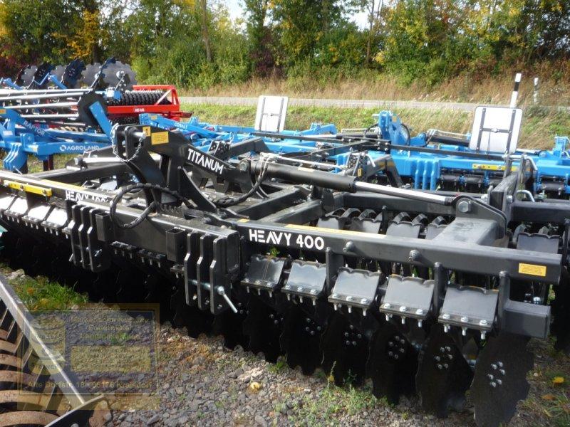 Scheibenegge typu Agroland Titanum heavy 400 (stabile) Kurzscheibenegge, Neumaschine w Pfarrweisach (Zdjęcie 1)