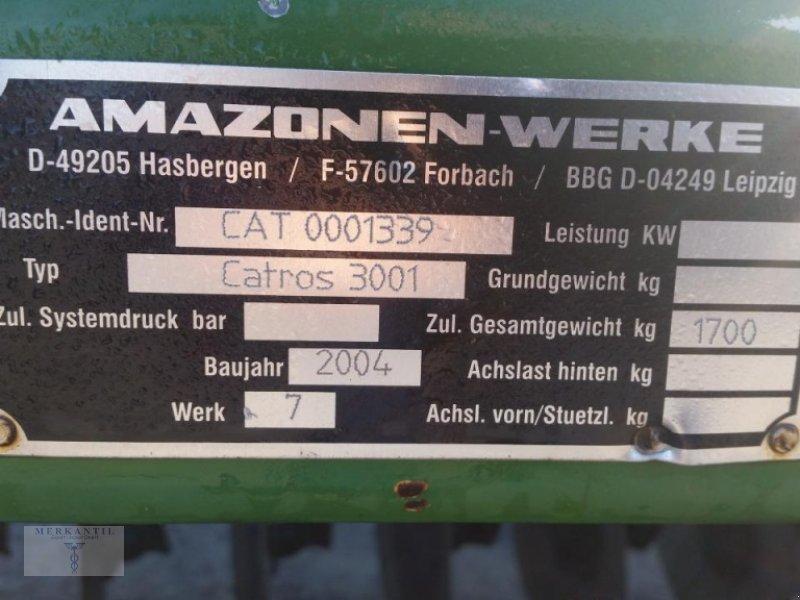 Scheibenegge des Typs Amazone Catros 3001, Gebrauchtmaschine in Pragsdorf (Bild 4)