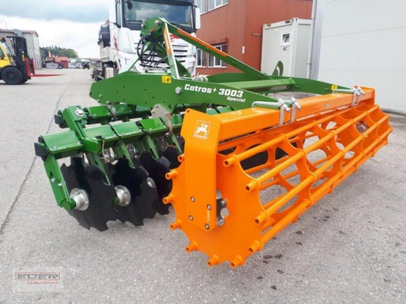 Scheibenegge des Typs Amazone Catros + 3003 Spezial, Neumaschine in Tuntenhausen (Bild 3)