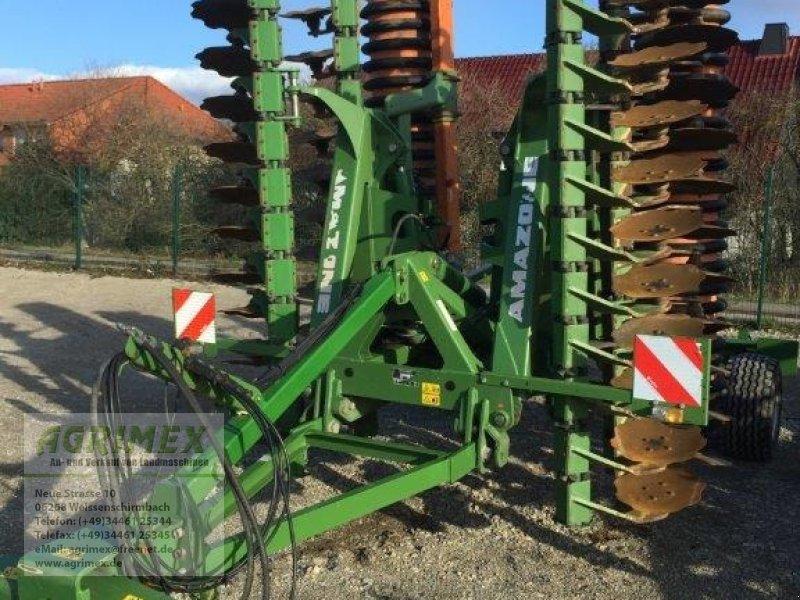 Scheibenegge tip Amazone Catros 6001-2, Gebrauchtmaschine in Weißenschirmbach (Poză 1)