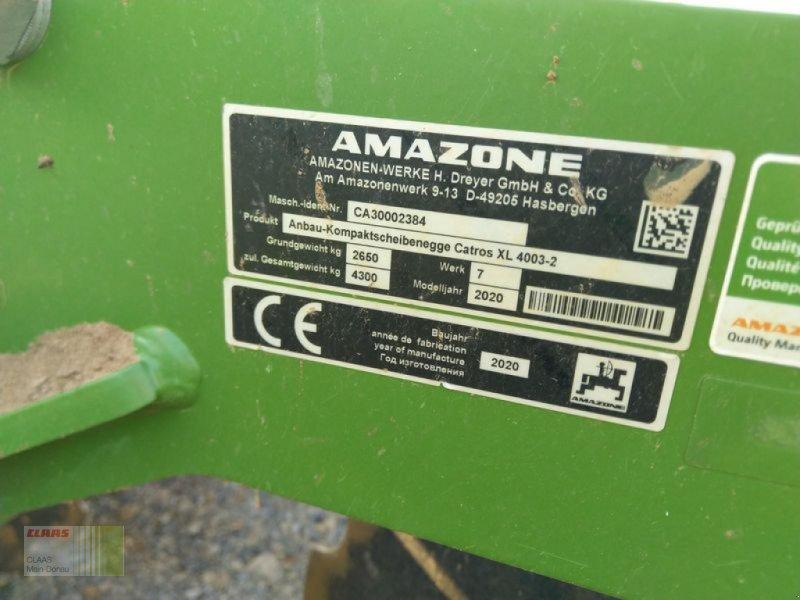 Scheibenegge des Typs Amazone CATROS XL 4003-2, Neumaschine in Aurach (Bild 5)