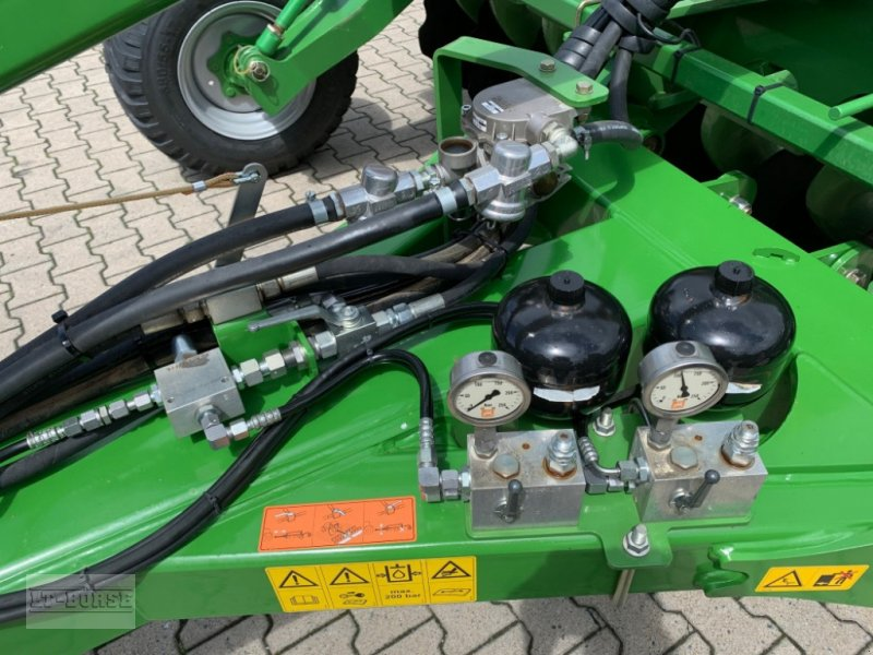 Scheibenegge des Typs Amazone Certos 4001-2TX, Gebrauchtmaschine in Bramsche (Bild 11)