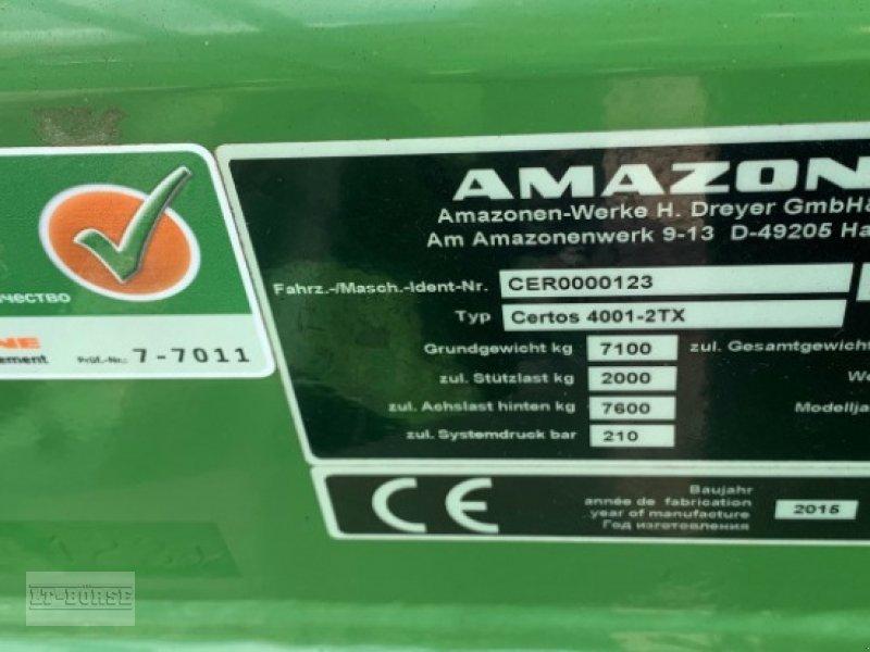 Scheibenegge des Typs Amazone Certos 4001-2TX, Gebrauchtmaschine in Bramsche (Bild 12)