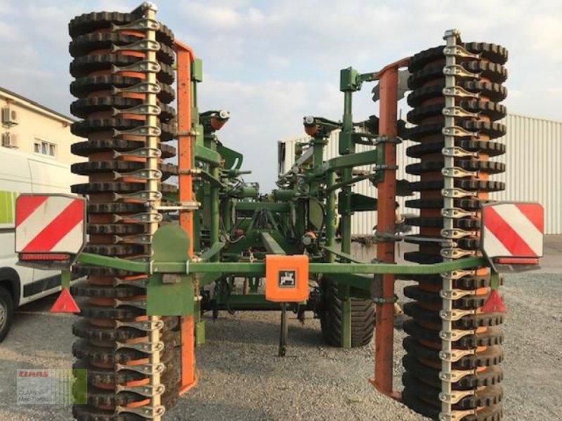 Scheibenegge des Typs Amazone CEUS 5000-2TX, Vorführmaschine in Vohburg (Bild 1)
