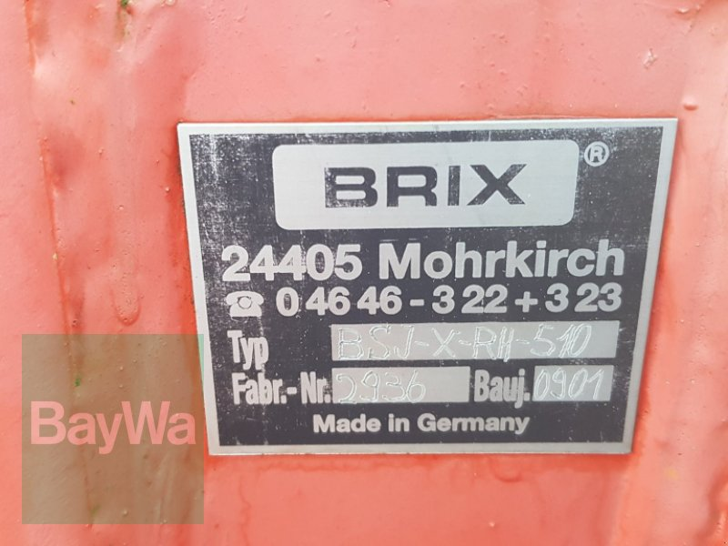 Scheibenegge des Typs Brix BSJ-X-RH-510, Gebrauchtmaschine in Bamberg (Bild 10)