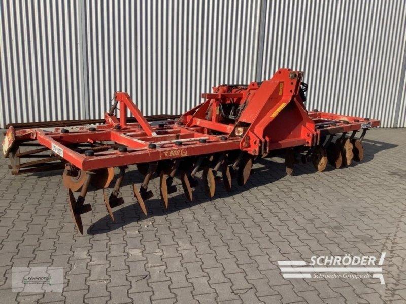 Scheibenegge des Typs Evers DULMEN JE 500, Gebrauchtmaschine in Lastrup (Bild 1)