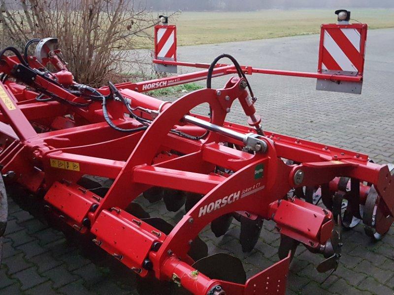 Scheibenegge typu Horsch Joker 4 CT, Gebrauchtmaschine w Nordheim (Zdjęcie 1)