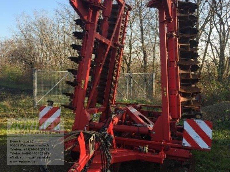 Scheibenegge des Typs Horsch Joker 8 RT, Gebrauchtmaschine in Weißenschirmbach (Bild 1)