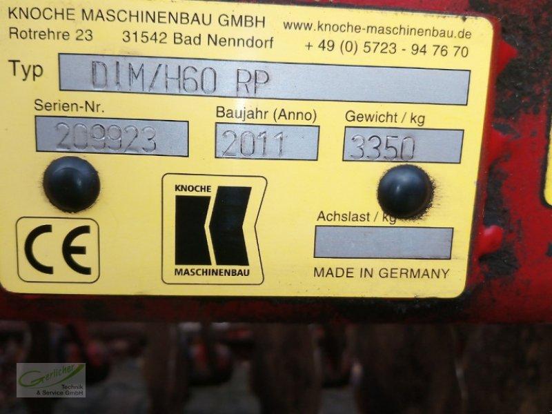 Scheibenegge типа Knoche DIM / H60 RP, Gebrauchtmaschine в Neustadt (Фотография 10)