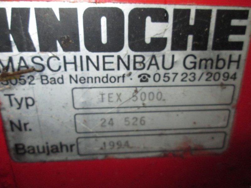 Scheibenegge des Typs Knoche TEX 5000, Gebrauchtmaschine in Wülfershausen (Bild 9)