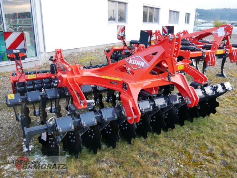 Scheibenegge des Typs Kuhn Optimer+ 303 T-Liner Sonderpreis, Neumaschine in Eberfing (Bild 1)