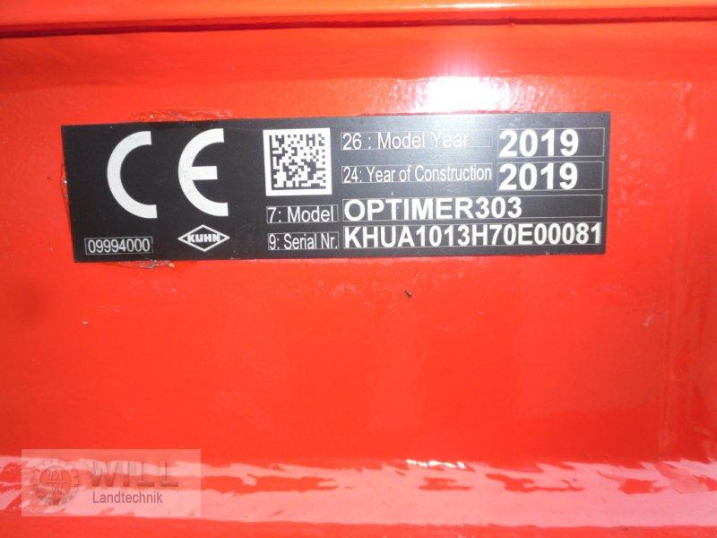 Scheibenegge des Typs Kuhn Optimer 303, Neumaschine in Rudendorf (Bild 3)