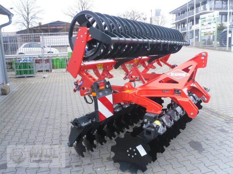 Scheibenegge des Typs Kuhn Optimer 303, Neumaschine in Rudendorf (Bild 2)