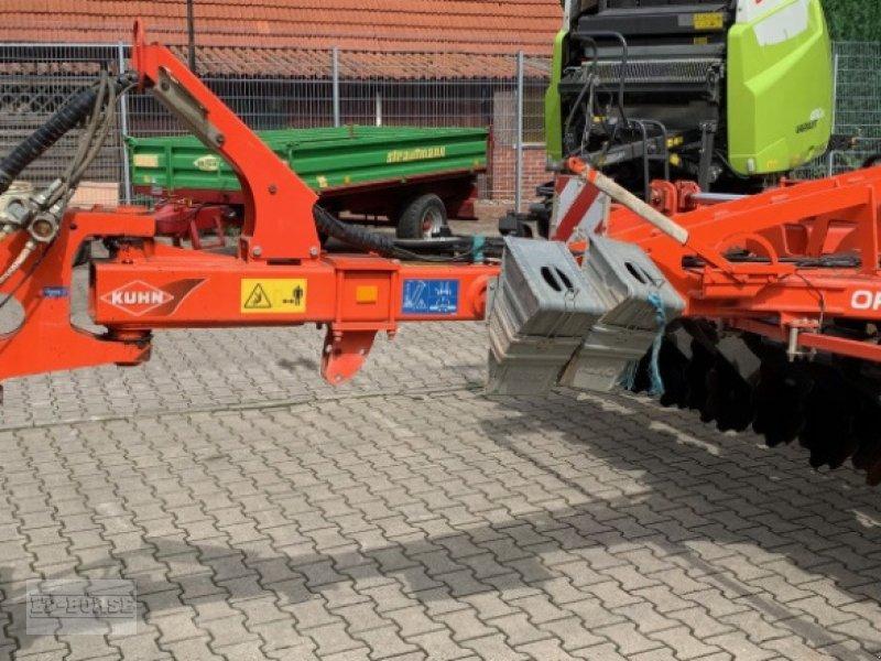 Scheibenegge des Typs Kuhn Optimer 6003 Plus, Gebrauchtmaschine in Bramsche (Bild 8)