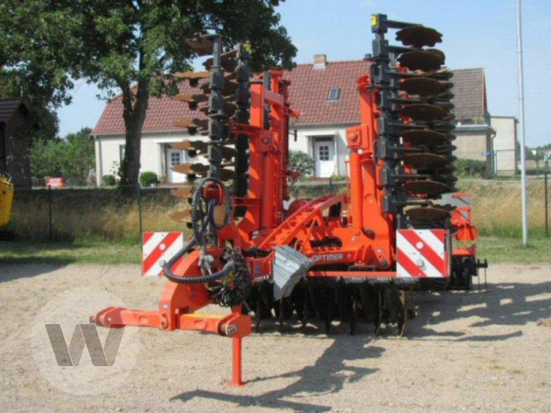 Scheibenegge des Typs Kuhn Optimer + 6003, Gebrauchtmaschine in Kleeth (Bild 1)