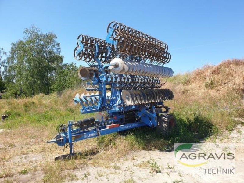 Scheibenegge des Typs Lemken GIGANT 10 S/800, Gebrauchtmaschine in Calbe / Saale (Bild 1)