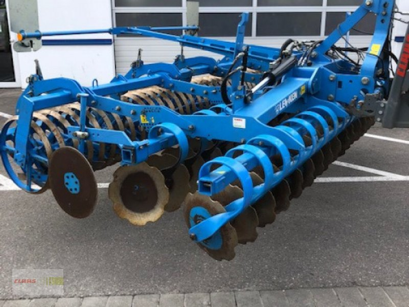 Scheibenegge des Typs Lemken Heliodor 8/400, Gebrauchtmaschine in Langenau (Bild 1)
