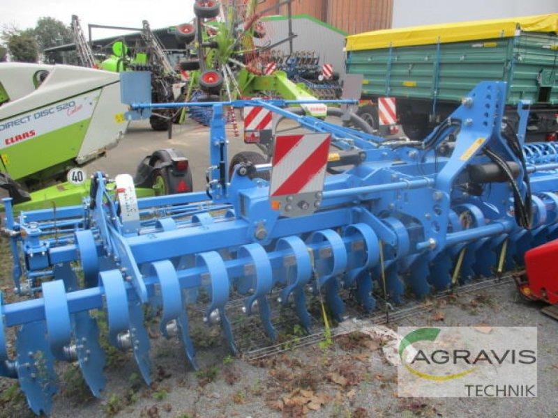 Scheibenegge des Typs Lemken HELIODOR 9/500 K, Neumaschine in Lage (Bild 1)