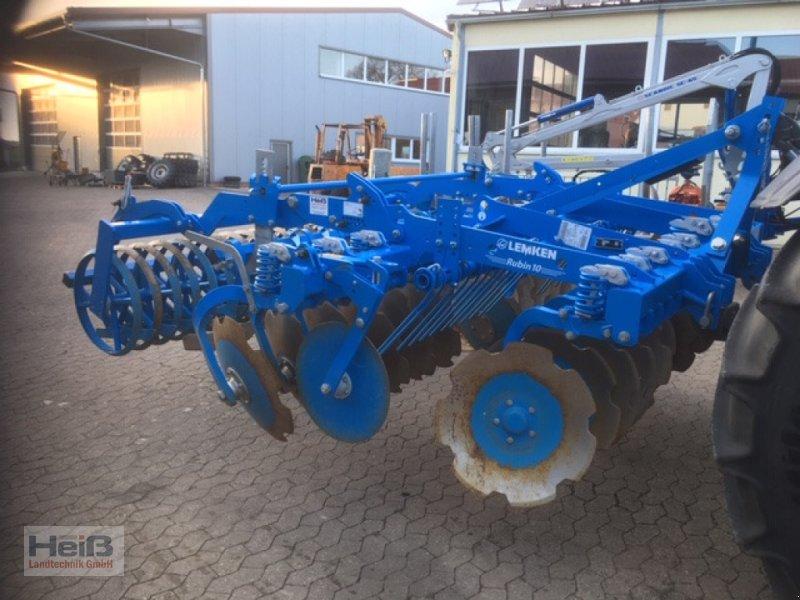 Scheibenegge des Typs Lemken Rubin 10/300, Gebrauchtmaschine in Merkendorf (Bild 1)