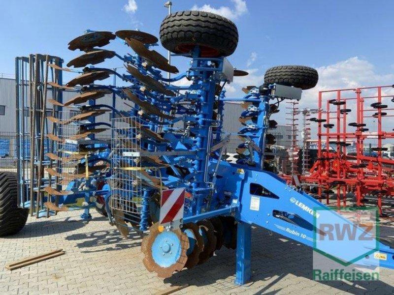 Scheibenegge des Typs Lemken Rubin 10-500 KUA, Vorführmaschine in Mutterstadt (Bild 1)