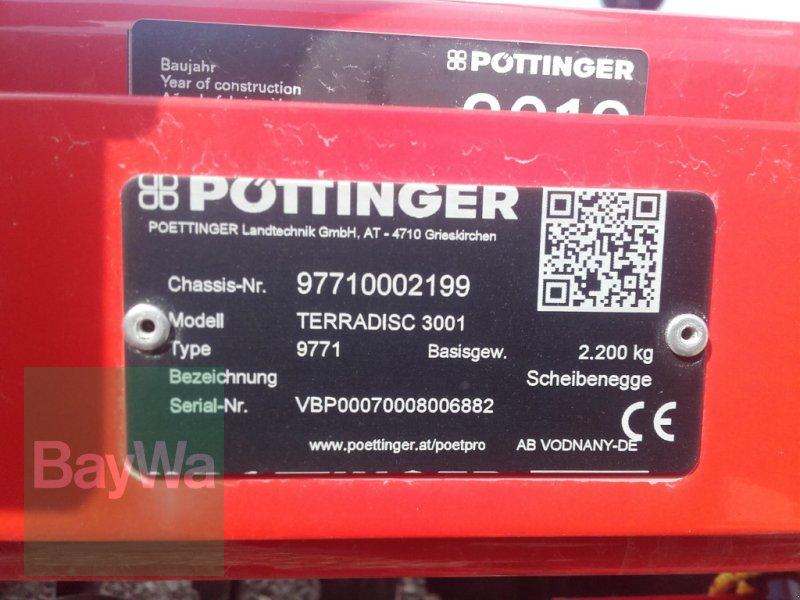 Scheibenegge des Typs Pöttinger Terradisc 3001, Neumaschine in Schernfeld (Bild 5)