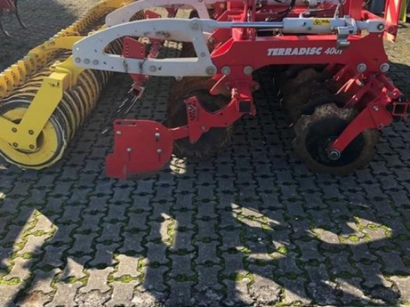 Scheibenegge des Typs Pöttinger TERRADISC 4001 T, Gebrauchtmaschine in Freigericht (Bild 4)