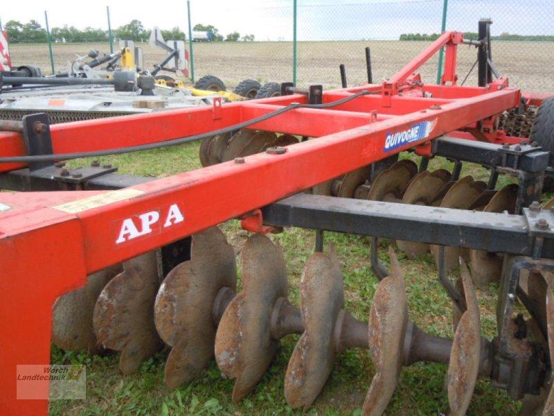 Scheibenegge des Typs Quivogne APA V, Gebrauchtmaschine in Schora (Bild 3)
