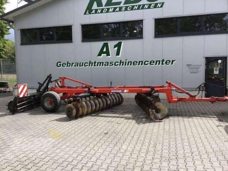 Scheibenegge des Typs Quivogne APAV 3000, Gebrauchtmaschine in Neuenkirchen-Vörden (Bild 1)