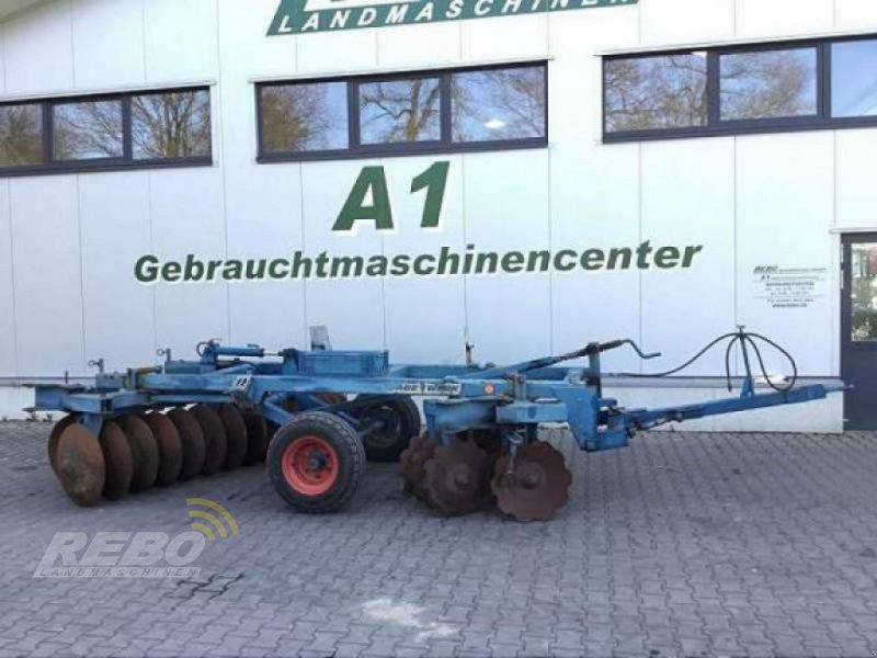 Scheibenegge типа Rabe ELSTER F32/660, Gebrauchtmaschine в Neuenkirchen-Vörden (Фотография 1)