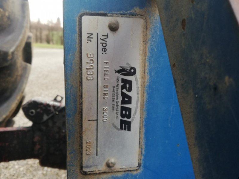 Scheibenegge типа Rabe Fieldbird 3000, Gebrauchtmaschine в Friedberg-Ottmaring (Фотография 1)