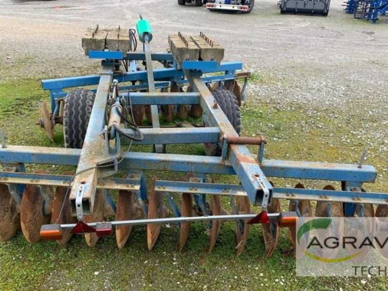 Scheibenegge des Typs Rabe SCHEIBENEGGE, Gebrauchtmaschine in Salzkotten (Bild 4)