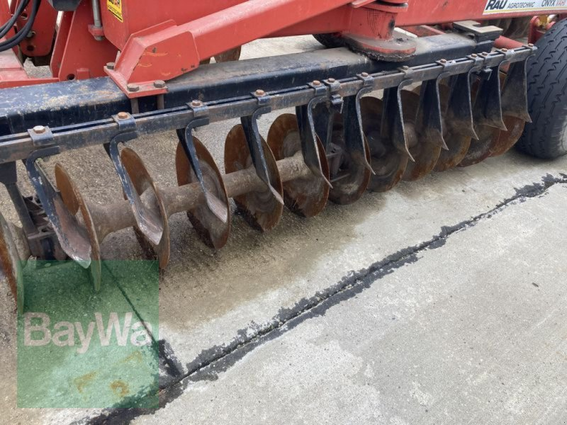 Scheibenegge des Typs Rau ONYX, Gebrauchtmaschine in Wurzen (Bild 4)